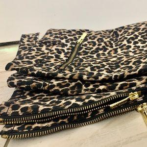 Michael Kors Leopard Skinny Pants size 6